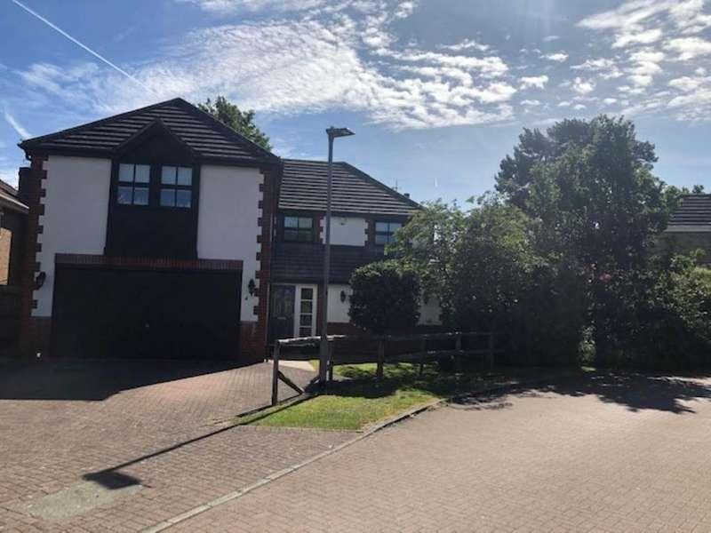 5 Bedrooms House for rent in Herschel Grange, Newell Green , Warfield