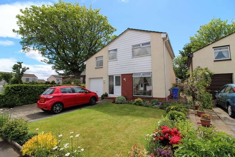 5 Bedrooms Detached House for sale in Coylebank, Prestwick, KA9