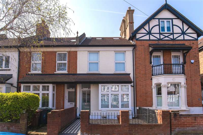 4 Bedrooms Terraced House for sale in Buxton Road, London, E4