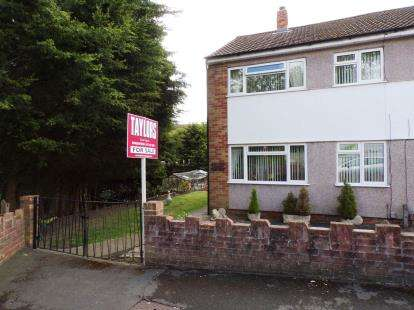 3 Bedrooms Semi Detached House for sale in Furber Court, St George, Bristol