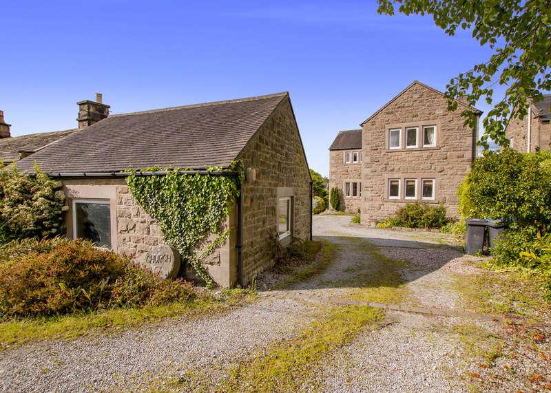 4 Bedrooms Detached House for sale in Main Road, Stanton-In-The-Peak, Matlock