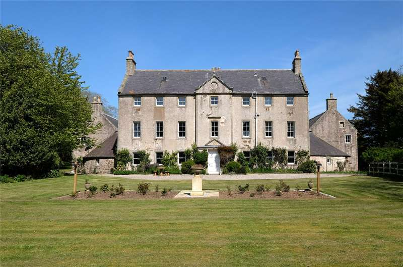 9 Bedrooms Detached House for sale in Aberdour House, New Aberdour, Fraserburgh, Aberdeenshire, AB43