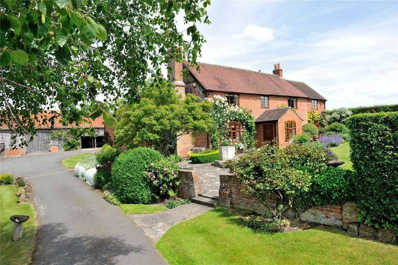5 Bedrooms Detached House for sale in Feckenham, Worcestershire