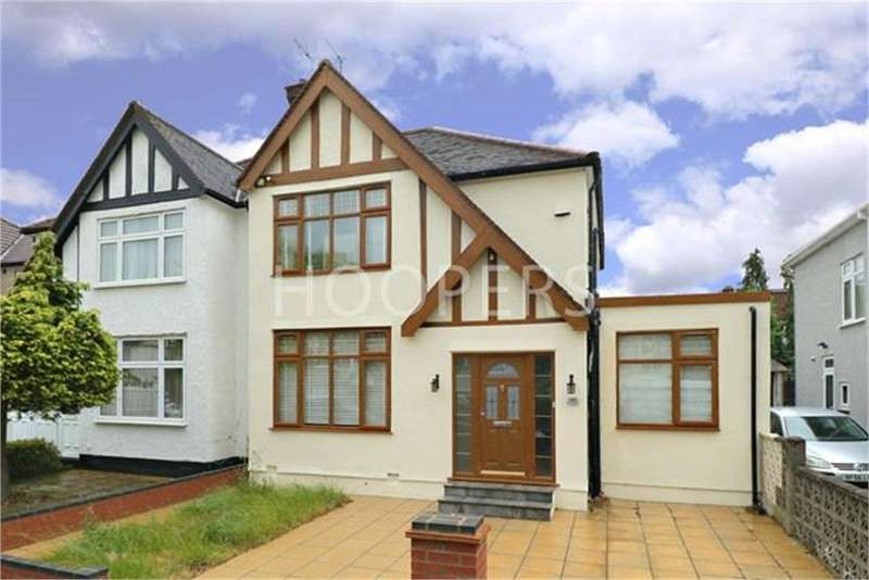 4 Bedrooms Semi Detached House for sale in Gladstone Park Gardens, London