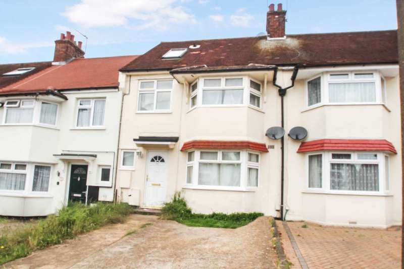 4 Bedrooms Terraced House for sale in SPACIOUS 4 BED CLOSE TO APSLEY STATION