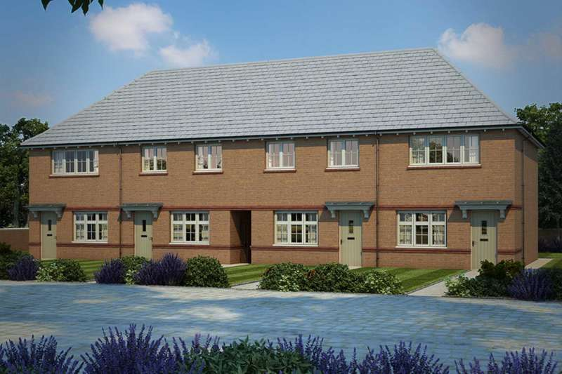 2 Bedrooms Town House for sale in Pear Tree Meadow, Astley Green