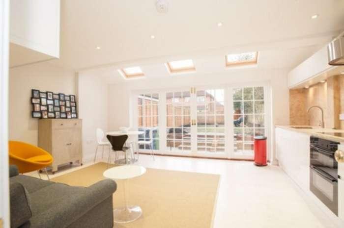 4 Bedrooms Semi Detached House for rent in Valentia Road, Headington