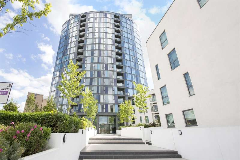 2 Bedrooms Apartment Flat for sale in Newgate, Croydon