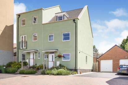 4 Bedrooms Semi Detached House for sale in Burford Road, Cheltenham, Gloucestershire