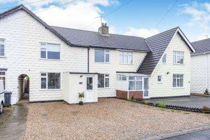 3 Bedrooms Terraced House for sale in Fosse Way, Syston, Leicester, Leicestershire