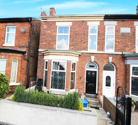 2 Bedrooms Semi Detached House for sale in Hall Street, Stockport, Cheshire, SK1 4HE