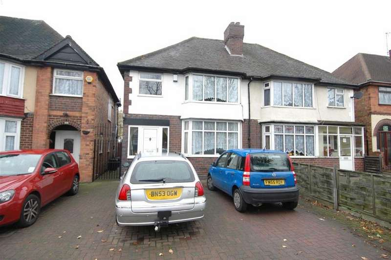 3 Bedrooms Semi Detached House for sale in Stechford Lane, Ward End, BIRMINGHAM