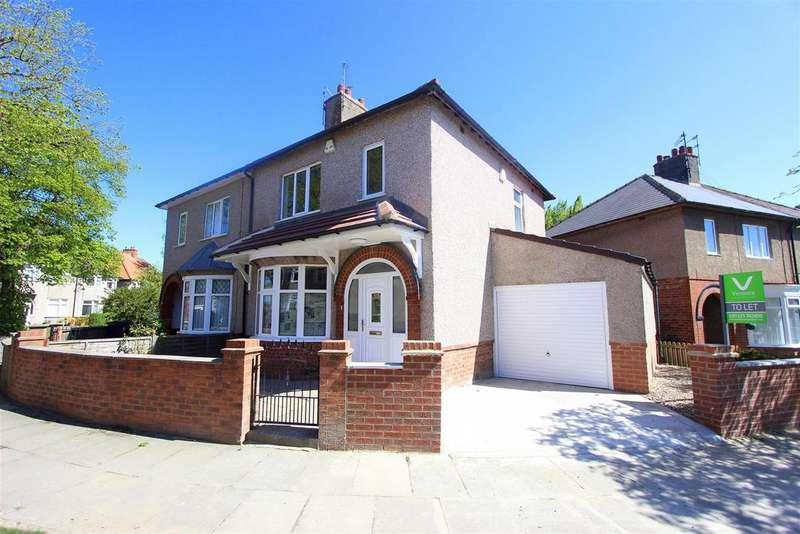 3 Bedrooms Semi Detached House for rent in The Mead, Darlington