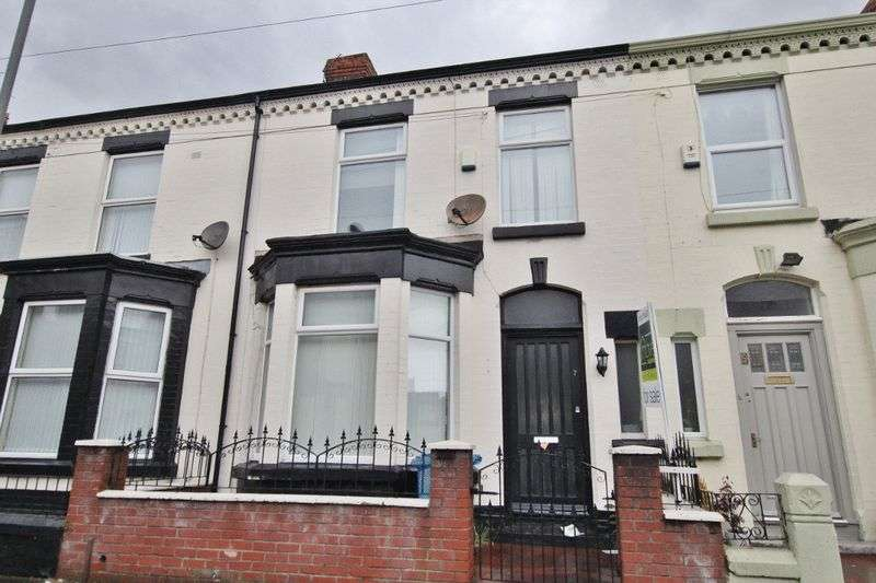 3 Bedrooms Property for sale in Brookdale Road, Wavertree, Liverpool, L15