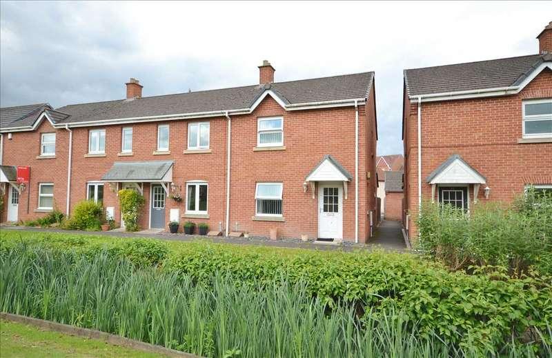 3 Bedrooms Mews House for sale in Highland Drive, Buckshaw Village, Chorley