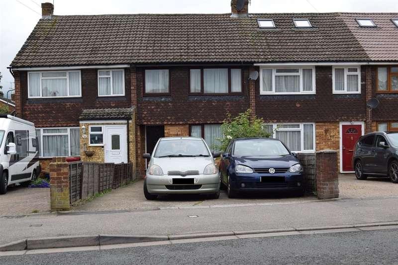 3 Bedrooms Terraced House for rent in Cippenham Lane, Cippenham,, Slough