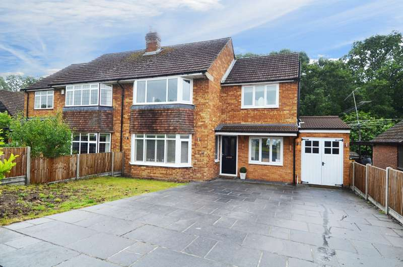 3 Bedrooms Semi Detached House for sale in Philip Drive, Flackwell Heath, HP10