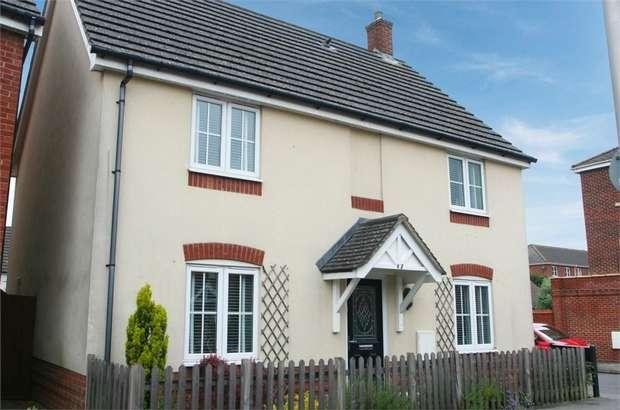 4 Bedrooms Detached House for sale in Urquhart Road, Thatcham, Berkshire