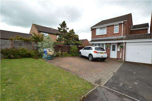4 Bedrooms Link Detached House for sale in Cambrian Drive, BS375TR