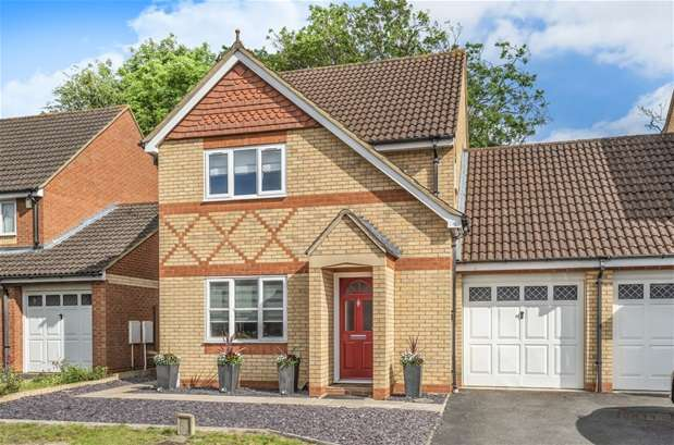 3 Bedrooms Link Detached House for sale in Deep Spinney, Biddenham