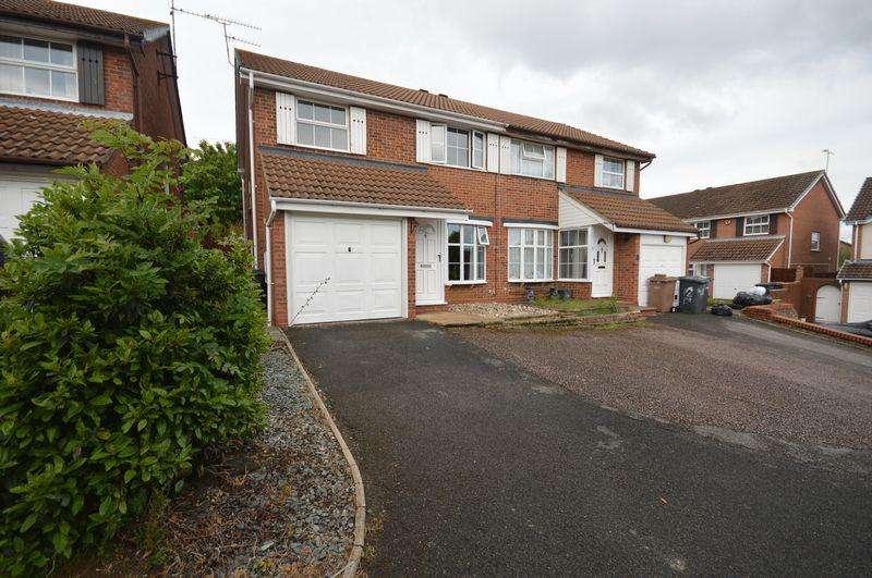 3 Bedrooms Semi Detached House for sale in Corinium Gardens, Luton