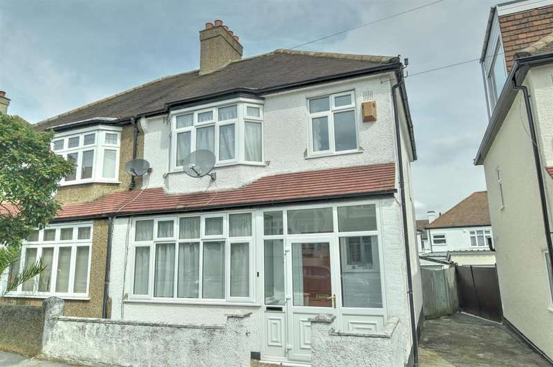 3 Bedrooms Semi Detached House for sale in Hatch Road, London