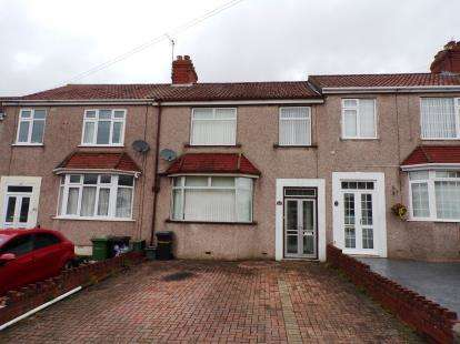 3 Bedrooms Terraced House for sale in Heather Close, Kingswood, Bristol