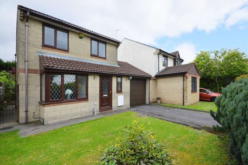 3 Bedrooms Detached House for sale in Staunton Fields, Whitchurch Village, BS14