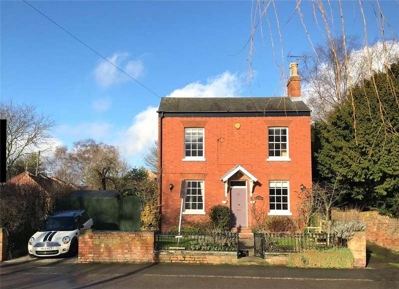 4 Bedrooms Detached House for rent in Brook Street, Wymeswold, Loughborough