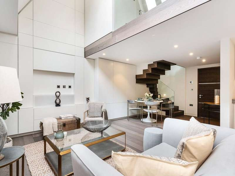10 Bedrooms Apartment Flat for sale in Bolton Studios, 17b Gilston Road, SW10