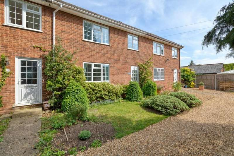 3 Bedrooms Terraced House for sale in Church Farm Close, Langford, Beds, SG18 9NS
