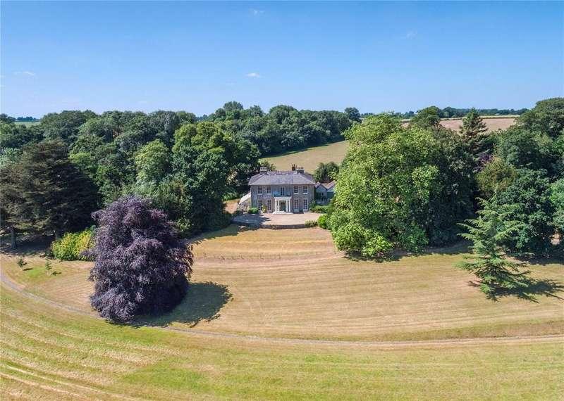 6 Bedrooms Detached House for sale in Mendham, Harleston, Norfolk