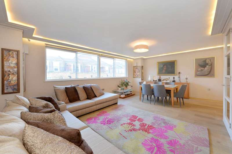 4 Bedrooms Apartment Flat for sale in George Street, Marylebone W1U