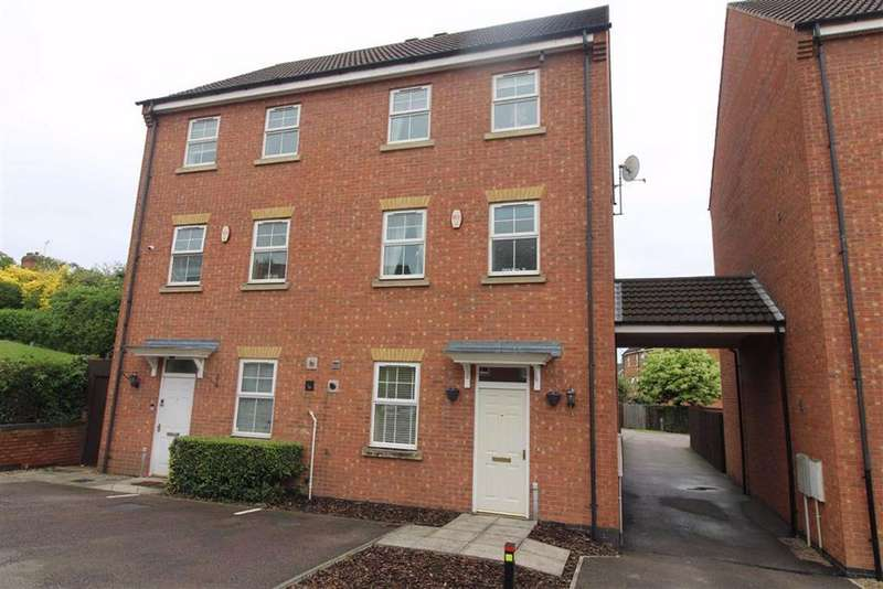 5 Bedrooms Semi Detached House for sale in Oakwood Road, Off Anstey Lane