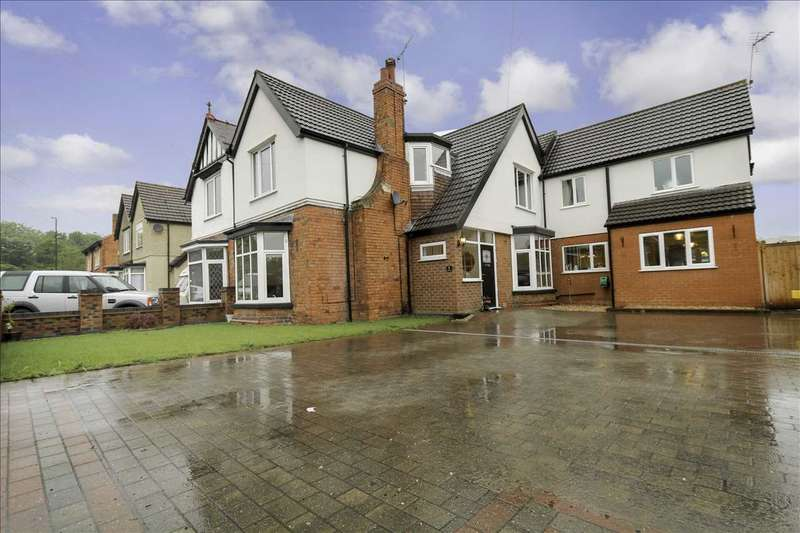 6 Bedrooms Semi Detached House for sale in Brant Road, Lincoln