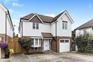 4 Bedrooms Detached House for sale in Melbury Gardens, Sanderstead, South Croydon, .
