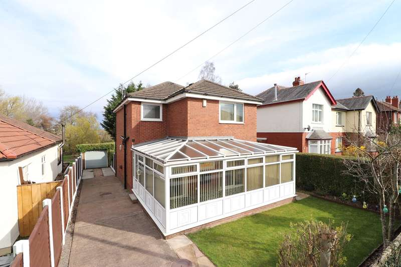 3 Bedrooms Detached House for sale in Newtown Road, Carlisle, CA2