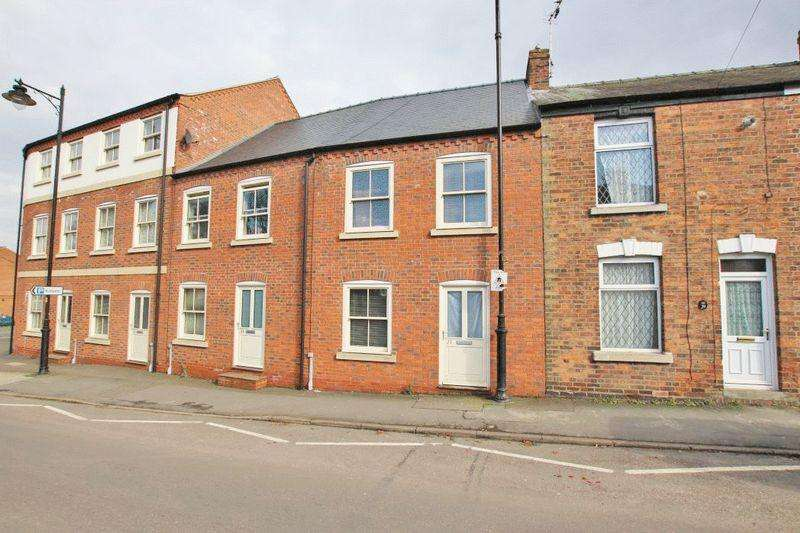 2 Bedrooms Mews House for sale in CHURCH STREET, LOUTH