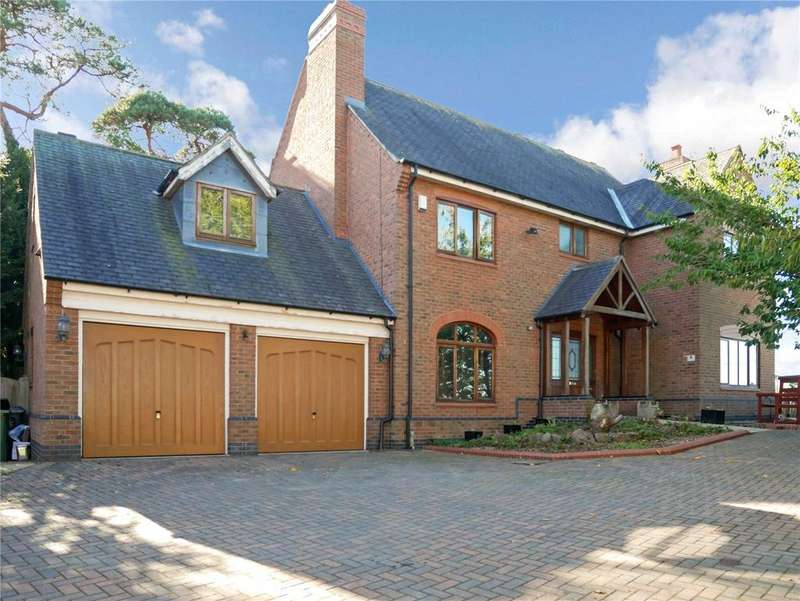 5 Bedrooms Detached House for sale in Hassall Mews, Rearsby, Leicester, Leicestershire, LE7