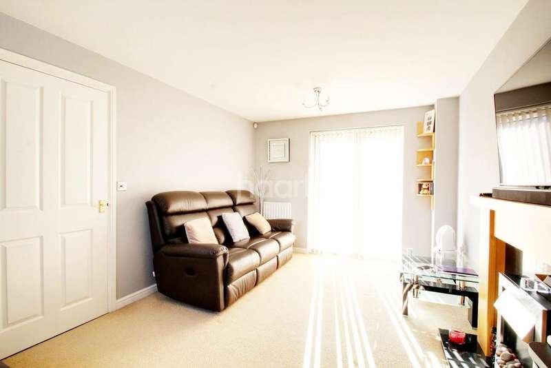 3 Bedrooms Detached House for sale in Sockburn Close, Hamilton, Leicester