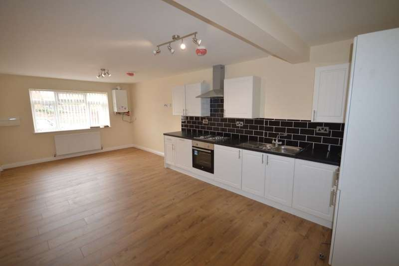 2 Bedrooms Flat for sale in Leicester Road, Enderby, Leicester, LE19