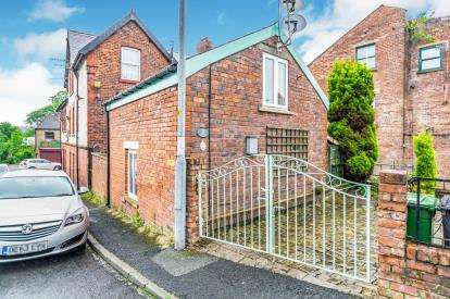 2 Bedrooms Detached House for sale in Cross Street, Mossley, Greater Manchester
