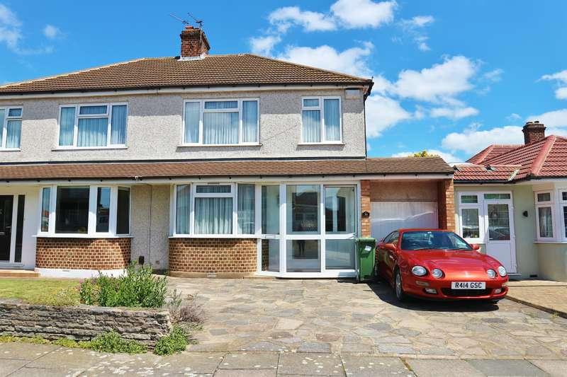 3 Bedrooms Semi Detached House for sale in Nurstead Road, Erith, Kent, DA8 1LT
