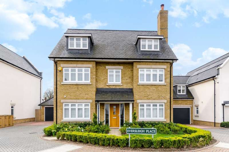 6 Bedrooms Detached House for sale in Eversleigh Place, Beckenham, BR3