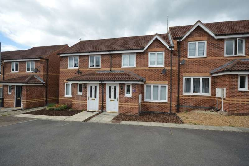2 Bedrooms Property for sale in Harricot Close, Lincoln, LN1