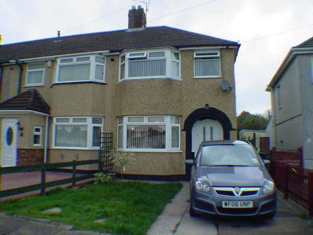 4 Bedrooms End Of Terrace House for sale in Royston Crescent, Newport, NP19