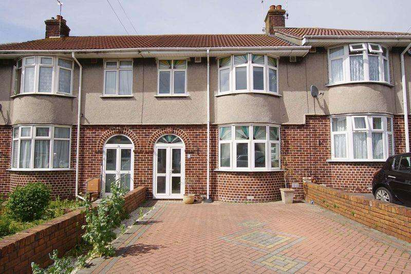 3 Bedrooms Terraced House for sale in Gordon Avenue, Whitehall, Bristol, BS5 7DS