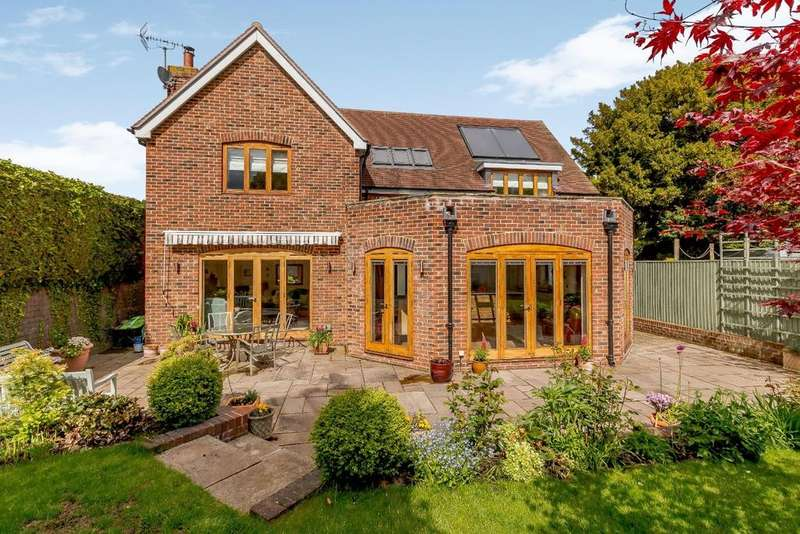 4 Bedrooms Detached House for sale in Madley, Herefordshire