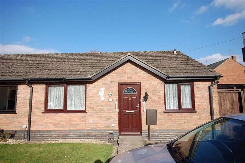 2 Bedrooms Retirement Property for sale in Pumphreys Road, Charlton Kings, Cheltenham, GL53