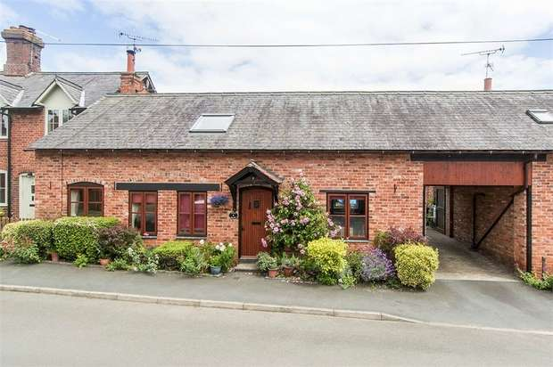 4 Bedrooms Terraced House for sale in 'Anvil House', Rushes Lane, Lubenham, Market Harborough, Leicestershire
